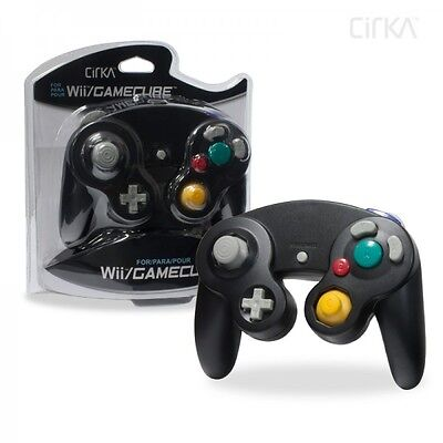 Brand New Controller for Nintendo GameCube or Wii -- BLACK 2