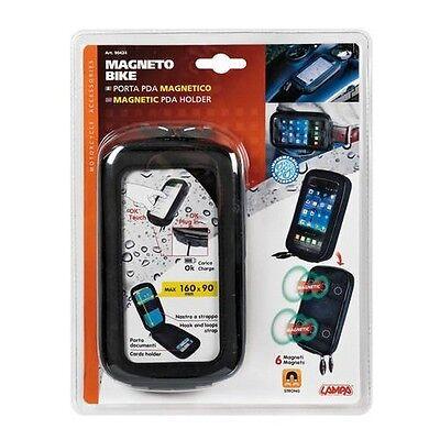 47d8fbfb6bb ... Porta Navigatore Cellulare Da Moto Magnetico Serbatoio Lampa 90424 3