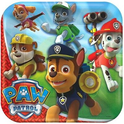 Paw Patrol Party Supplies Decorations Party Pack 46 Pc Genuine
