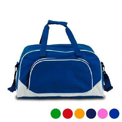 Bolsa mochila de deporte y viaje 42x24x20 cm,ajustable,cremallera,viaje,gimnasio 8