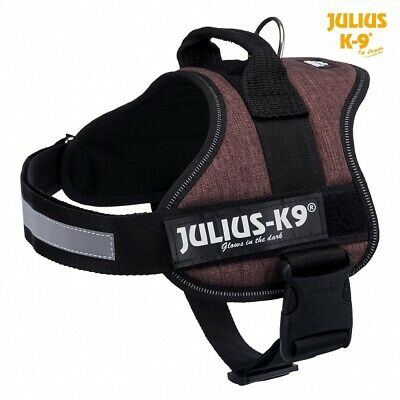 Julius K9® Strong Adjustable Power Harness Reflective Dog Puppy Robust Harnesses 9