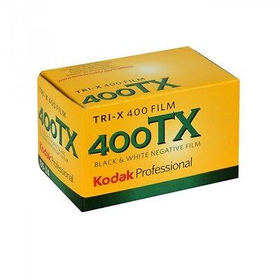 5 Rolls Kodak Tri-X 400 TX 135-24 Pan Black and White ISO 400 35mm Film 4