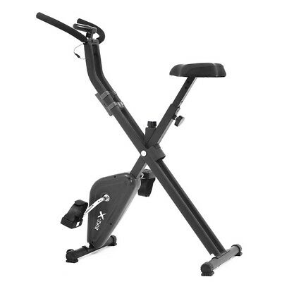Esprit BIKE-X Foldable Exercise Bike BLACK Fitness Weight Loss Machine 3