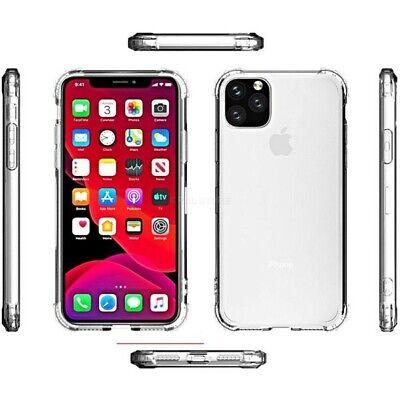 AntiChoc Coque + Verre Trempé iPhone 11 Pro MAX/XS/XR 6S/7/8 Gel Case Protection 8