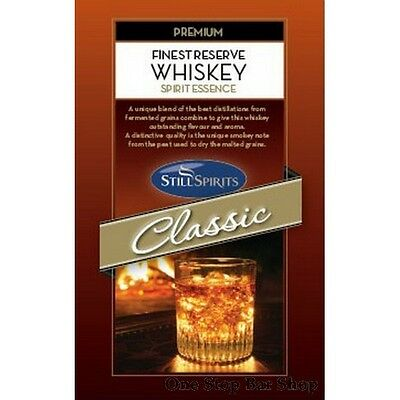 Classic Scotch Reserve - Premium Still Spirits - Still Spirits