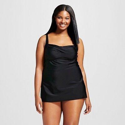 5f8721e813271 ... AVA   VIV Women Plus Swim wear Onepiece- Tankini- and Bottoms Bathing  suit 4