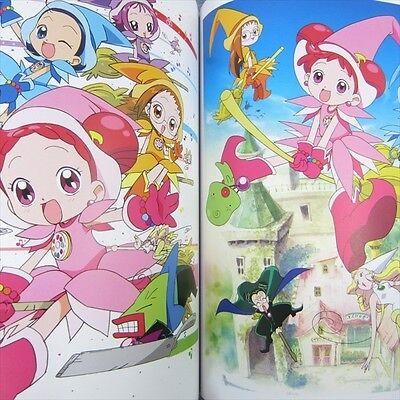 YOSHIHIKO UMAKOSHI TOEI Animation Works Art Ojamajo Doremi Book *