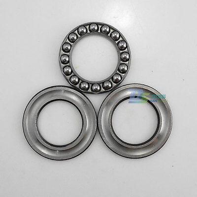 Thrust Ball Bearing 3 Part 51105 25x42x11mm Thrust Bearings 25/42/11mm