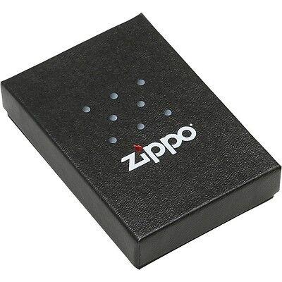 Groomsman Personalized Zippo Brush 200 Silver Custom Lighter Free Engraving