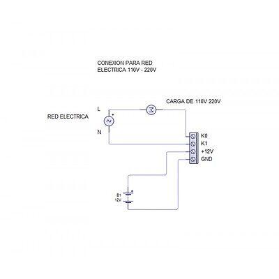 Termostato Sonda Regulador Control Temperatura Interruptor 12v en caja 4