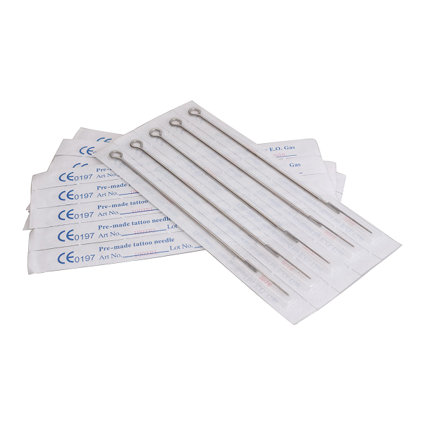 MTS Professional Tattoo Needles -High Quality Precision- RL RS M1 F RM -10 25 50 4