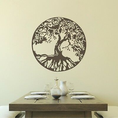 Superior 1 Of 8FREE Shipping Celtic Tree Of Life Wall Decal Inspirational Removable  Baby Room Vinyl Art Decor