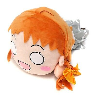 Love Live Sunshine CHIKA TAKAMI Mega Jumbo Nesoberi Plush Doll SEGA Japan