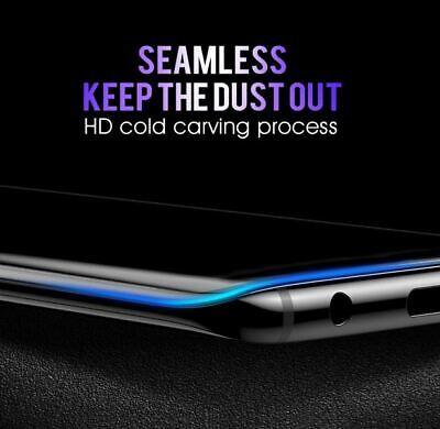 2x 3x 4x Samsung Galaxy S8 S8+ S9 S10 Plus Panzerfolie Schutz Rand Wölbung 3D 2
