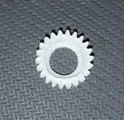 Ingranaggio gear in nylon per motoriduttore stufa a pellet Kenta K911 5 rpm 5