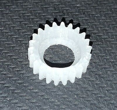 Ingranaggio gear in nylon per motoriduttore stufa a pellet Kenta K911 5 rpm 4