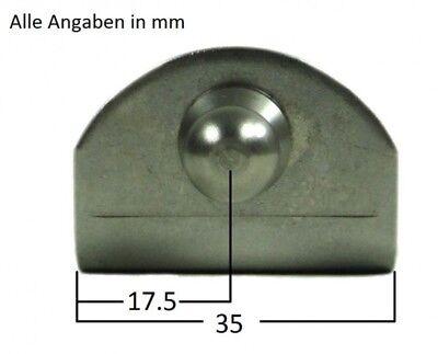 Gasdruckdämpfer Gasdruckfeder Gasfeder Heckklappendämpfer 154mm 100N gold 8204