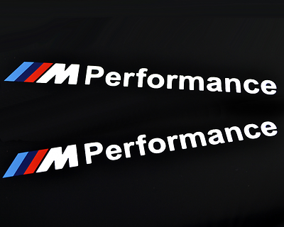 BMW F30 M Performance x2 Side stickers Decals Vinyl Graphics 1 3 & 5 series  FULL