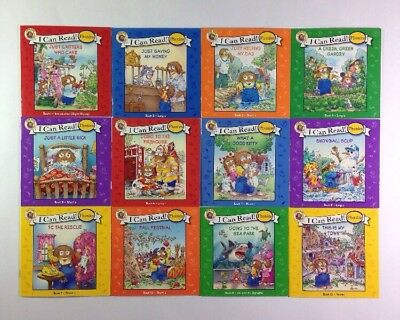 Little Critter Childrens Phonics I Can Read Books Early Readers Lot 12 7
