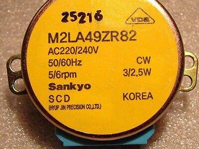 Samsung Refrigerator Geared Motor P/n Da31-10107D Sr52Nxa Sr43Nxbs Sr43Nxb 2