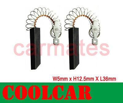 Carbon Brushes For AEG LAVAMAT BELLA 1000FW 1000TW 1005A 1005W washing machine 3