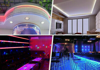 Led Strip Lighting 2*5M 32.8 Ft 5050 RGB 150 LEDs Flexible Color Changing Light 7