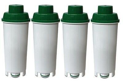 4x Filterlogic CFL950 Water filter fits Delonghi SER3017 Espresso Coffee DLSC002 2