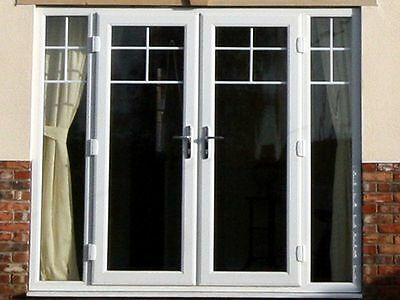 Upvc french doors made to measure picclick uk for Upvc french doors made to measure