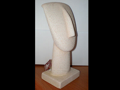 Cycladic Art Idol With Base - Ancient Greek Art - Modern Style 2 • CAD $47.63
