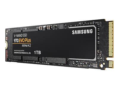 Samsung 970 EVO PLUS 1TB M.2 NVMe PCIe3.0 X4 Internal Solid State Drive SSD 3