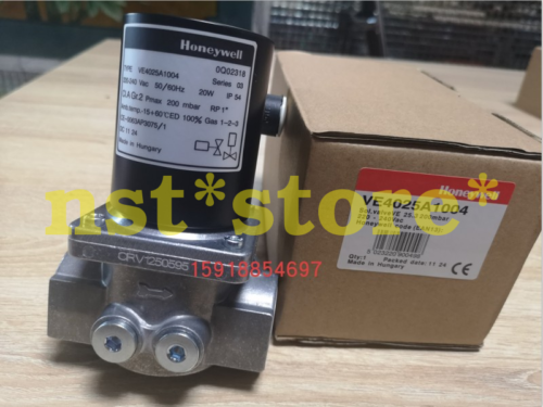 for  Honeywell Gas Solenoid Valve VE4025A1004 -DN25 2