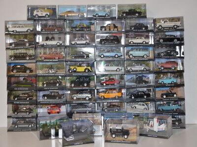 James Bond Modellauto Collection 1:43 aussuchen aus folgenden Nummern 61 - 134 2