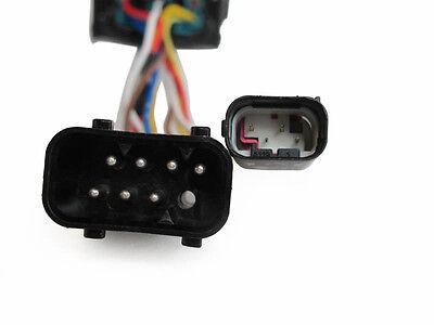 bmw e90 headlight wiring harness bmw image wiring wiring harness adapter 04 07 bmw e60 e61 5 series to use 08 10 lci on