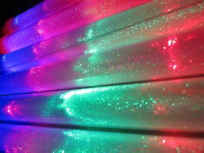 Bastoncini Luminosi Led Spada Luminosa Multicolor Luminoso Concerto Festa Disco