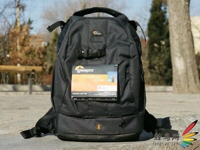 Lowepro Flipside 400 AW Pro DSLR SLR Camera Backpack Bag with All Weather Cover 5