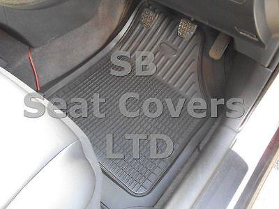 Fußmatten Auto Autoteppich passend für Hyundai Terracan 2001-2007 CASZA0104