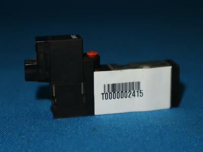 SMC VJ3140 Solenoid Valve 24VDC 4