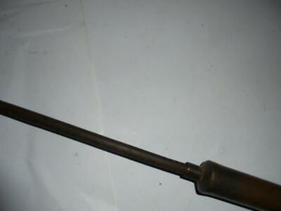 26665 Klistierspritze antike Messing Spritze handgemacht enema Syringe 48cm 2