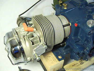 1/2 VW (Half VW) Engine Conversion Plans for Ultralight or LSA Aircraft 3