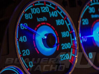 LETRONIX Weiße Tachonadeln 4 Stück 2x31mm 2x61mm Seat Leon Marbella Toledo