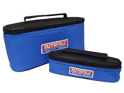 Faithfull No.4 Banc & 60 1.3cm Bloc Main Bois Rabot Set + Sac, FAIPLANE4AVB 8