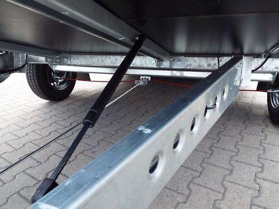 1300kg kippbarer Multitransporter 295x160cm, PKW Anhänger, Neu n. gebraucht 9