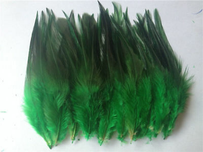Beautiful 50pcs/100pcs rooster tail feathers 10-15cm / 4-6inch 30 Colors 9