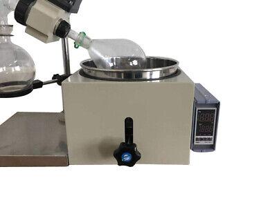 2L Rotary Evaporator Rotavapor Lab Manual Lifting Professional 110V Laboratory 10