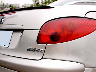 Fyralip Unpainted Trunk Lip Spoiler For Honda Accord CD Coupe 94-97