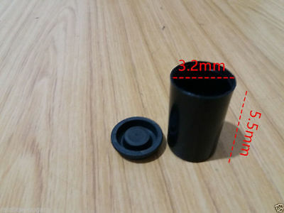 200PCS Empty black bottle 35mm film cans canisters containers 3