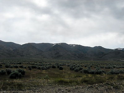 Rare 1.5 Acre Nevada Lot Near Reno! Lake & Free Cabin! Perfect Road! No Reserve 7