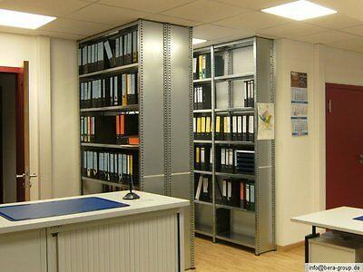ARCHIVREGALE AKTENREGALE Ordnerregale Büroregale Büromöbel nach Maß ...