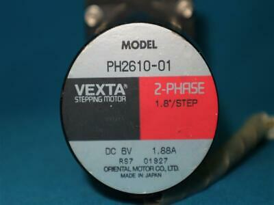 Vexta PH2610-01 PH261001 2-Phase Stepping Motor DC 6V 9