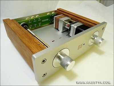 SINGLE-ENDED-passive-preamp-preamplifier